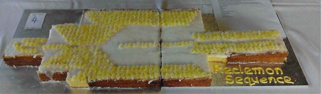 Reclemon cake